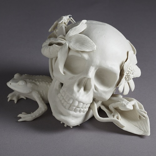 Kate MacDowell-Memento mori, 09.2012-01