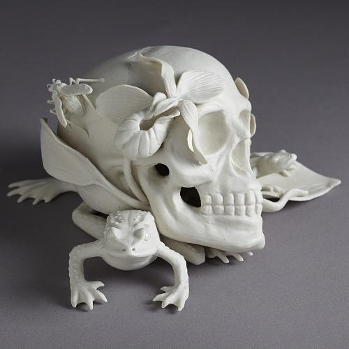 Kate MacDowell-Memento mori, 09.2012-03