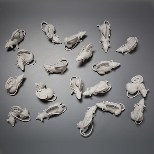 Kate MacDowell-Quiet as a mouse, 04.2011-1