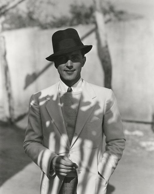 American actor Phillips Holmes by George Hoyningen-Huene, circa 1930