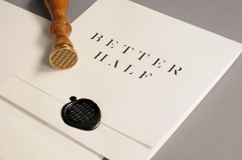 Daniel Green - Better Half Wine (fictional brand) Branding and Packaging