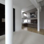 David Hotson Architect - A loft in Soho
