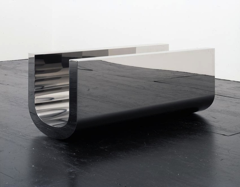 Wade Guyton - U. Sculpture (v. 8), 2008