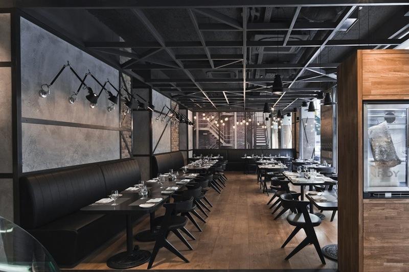 Suto Interior Architects - KNRDY Restaurant