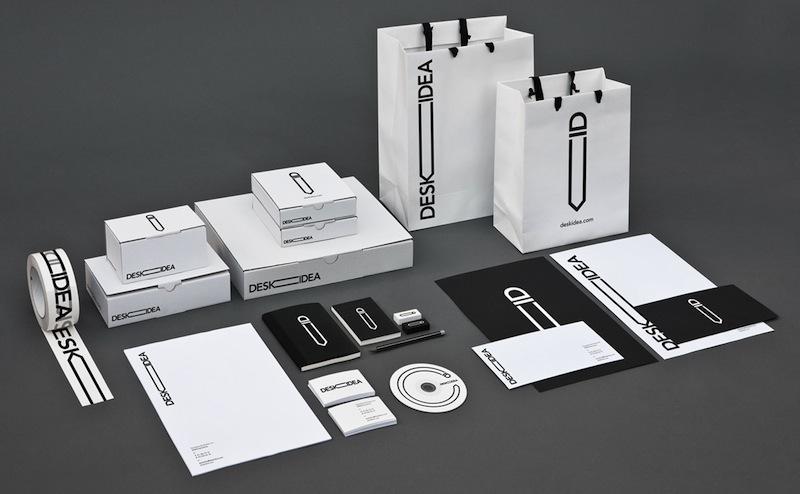 Alex Dalmau - branding for Deskidea