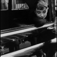Audrey Hepburn by Dennis Stock, NYC, 1954