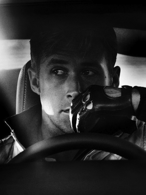 Canadian actor Ryan Gosling in 'Drive', 2011
