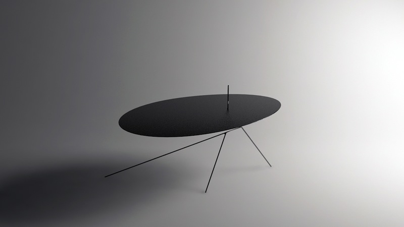 Seung Jun Jeong aka Design-Jay - Chiuet Table
