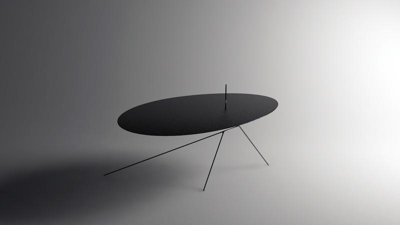 Seung Jun Jeong aka Design-Jay - Chiuet Table