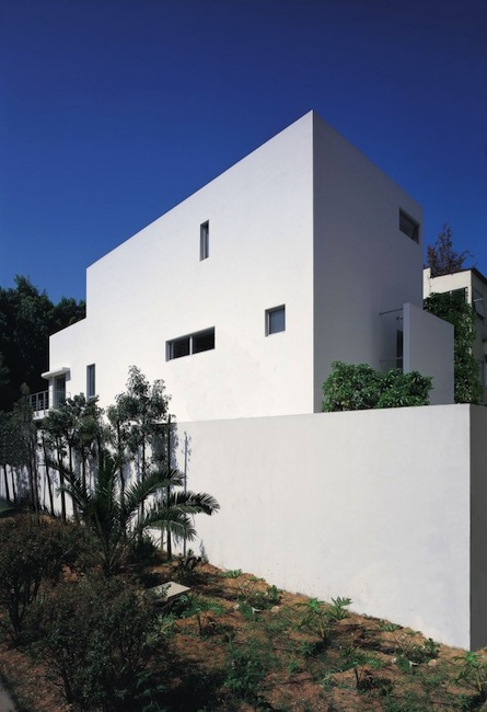 Chyutin Architects - Urban Private House, Tel Aviv, Israel