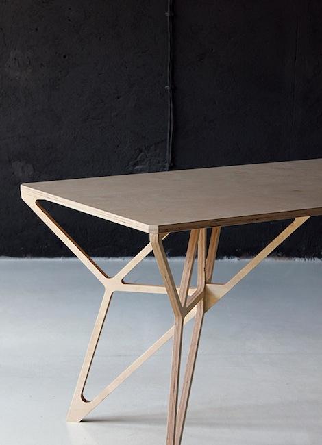 Dont DIY-Aid Bureau - Plywood Collection
