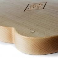 Old Faithful Shop - Maple Bread Board