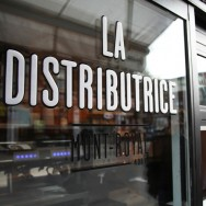 Gabriel Lefebvre - Visual identity for La Distributrice, Montreal