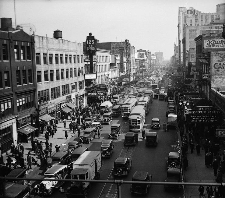 Harlem, New York, 1935