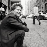 Léa Seydoux by Glen Luchford - Rag and Bone F-W 2013, NYC