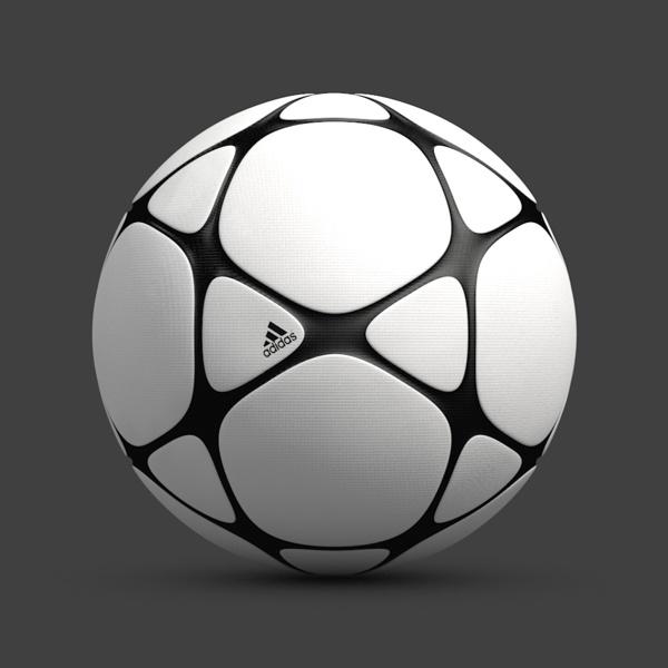 Maxim Bykov - Soccer-ball-01