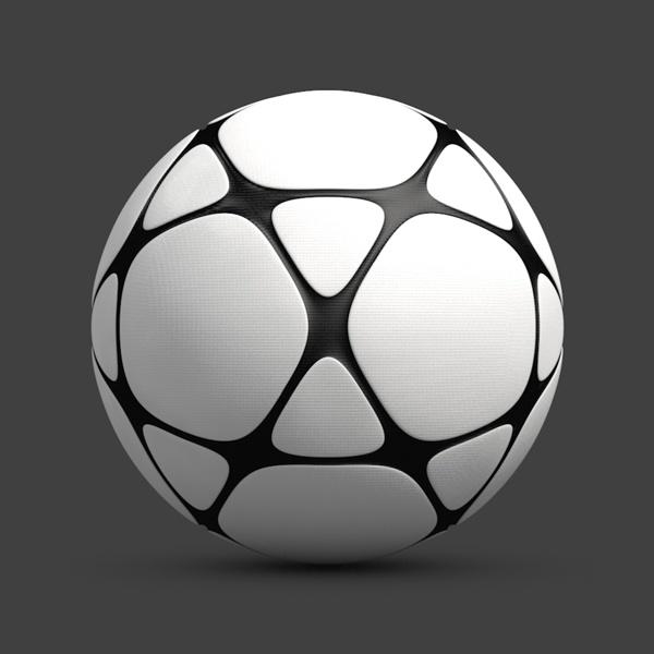 Maxim Bykov - Soccer-ball-02