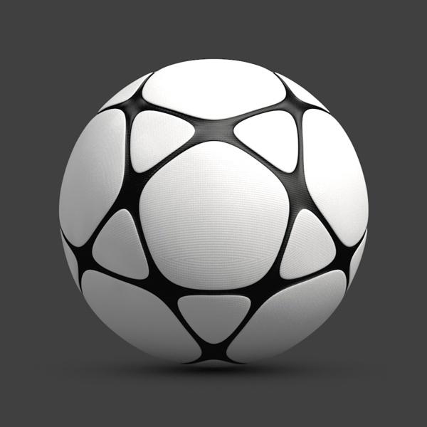 Maxim Bykov - Soccer-ball-04