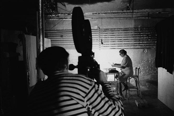 Stephen Shore - Andy Warhol, Marie Menken