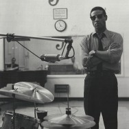Max Roach at the Many Sides of Max session, 1959