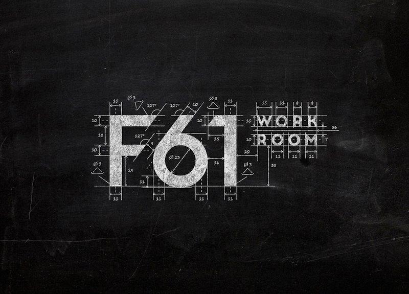 Pavel Emelyanov - Eskimo Design Studio - F61 work room identity