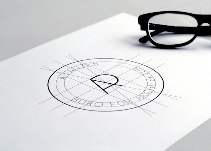 YAGWYD - visual identity A Panzer architecture studio, 2012