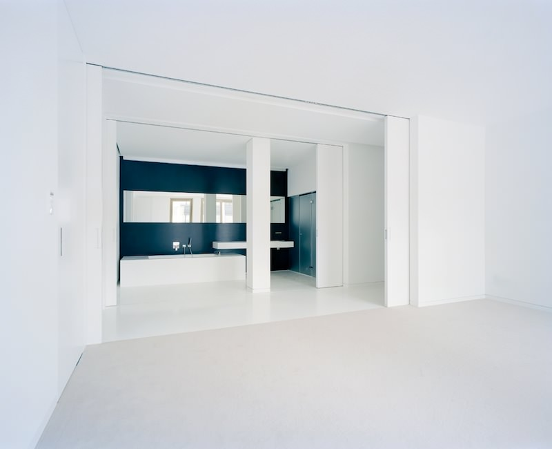 Berliner Loft By Axthelm Rolvien Architekten Germany