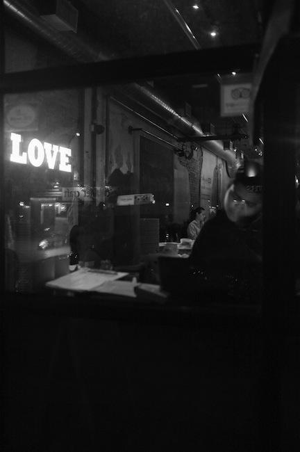 Craig Bagno, East Village, NYC, 2013