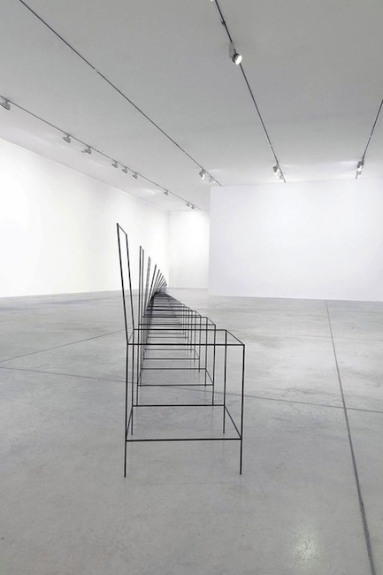 Ron Gilad - The Birth of A Chair (2009)
