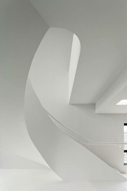ACXT Arquitectos - Centro BBK Sarriko, Bilbao, 2010-2012
