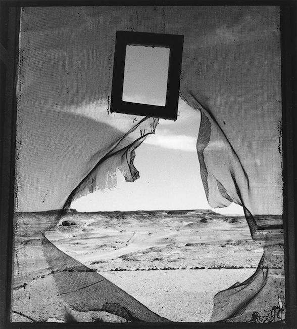 Lee Miller - Portrait of Space, Egypt, 1937