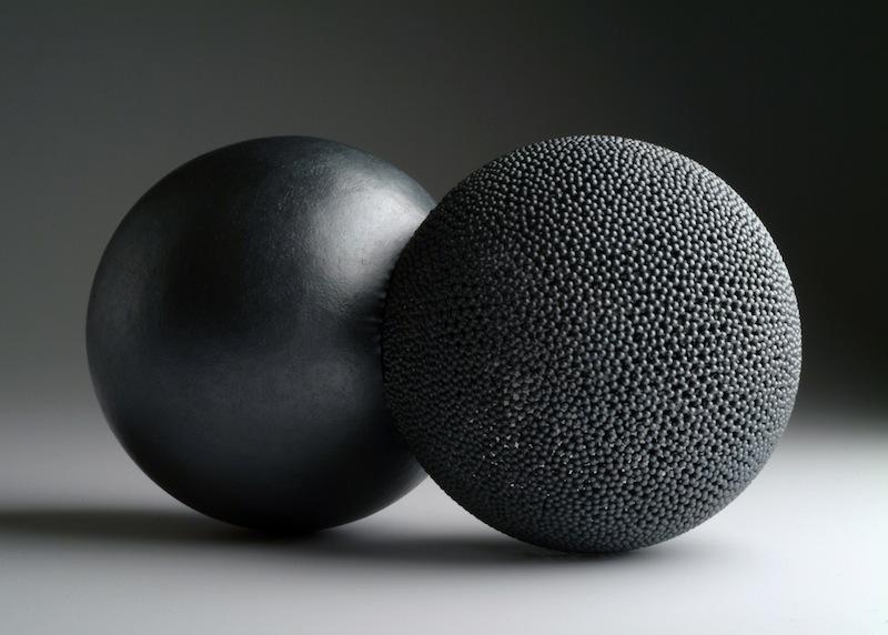 David Huycke - Kissing Spheres 2, 2006