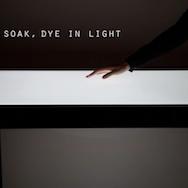 Everyware - Soak, Dye in light, 2012