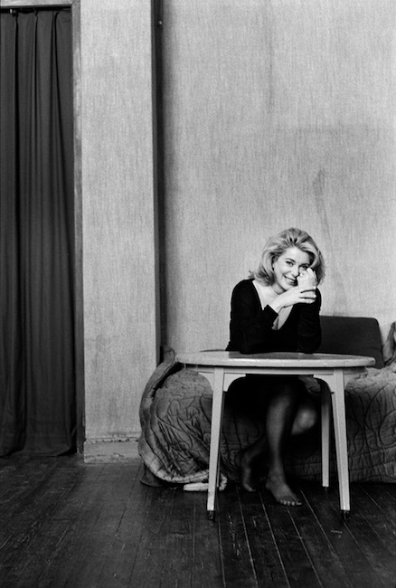 Kate Barry - Catherine Deneuve