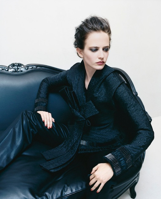 Kate Barry - Eva Green - Dior Parfums