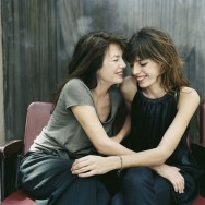 Kate Barry - Jane Birkin and Lou Doillon (La Redoute)