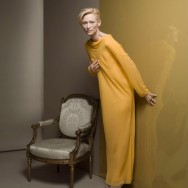 Kate Barry - Tilda Swinton (Madame Figaro)