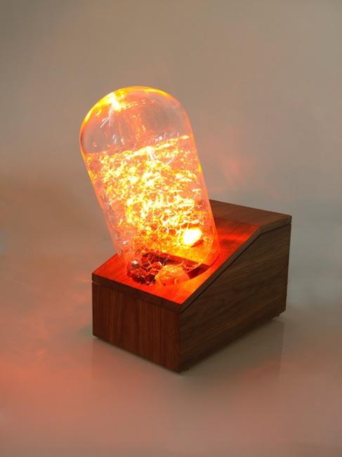 Merve Kahraman - Regenerator lamp
