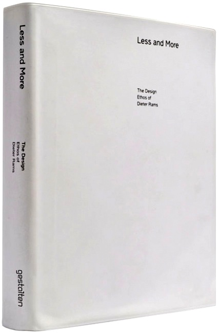 Klaus Klemp - Less and More - The Design Ethos of Dieter Rams (Gestalten, 2010)