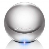 LaCie - Sphere, designed by Christofle, 1TB hard-drive