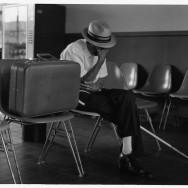 Paul Kwilecki, Trailways Bus Station, Georgia, 1978