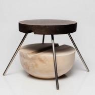 Rendez-wood? - Burn bowl by Anna Hildur Gudmundsdottir