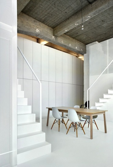 ADN Architectures - Intérieur FOR, Brussels