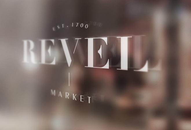 Andrea Ramirez - Branding and packaging for Revel Market, 2014