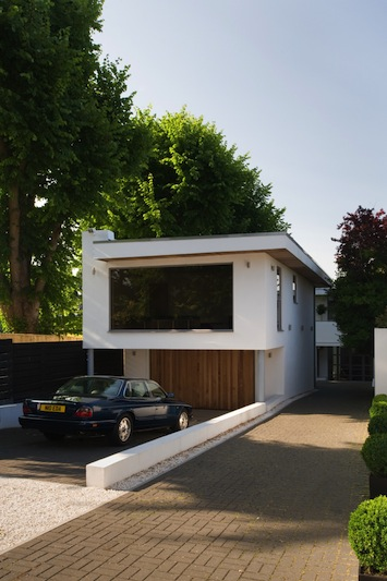 Alan Phillips Architects - Private house