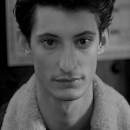 Pierre Niney - LA NUIT for YSL
