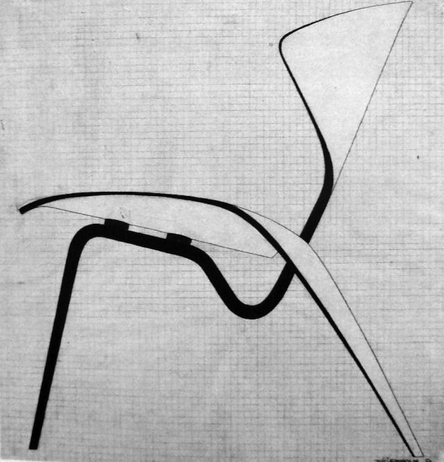 Poul Kjaerholm - PK0 lounge chair, 1952