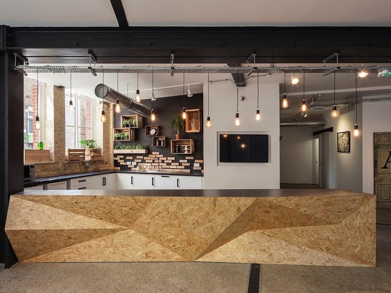 Design Haus Liberty - Analog Folk Office, London, 2013