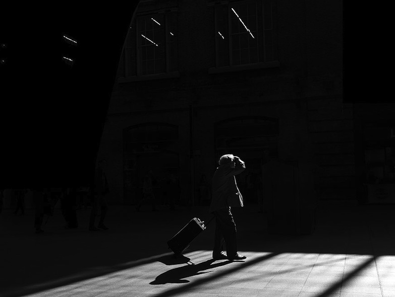 Rupert Vandervell - Man on Earth serie - astral traveller