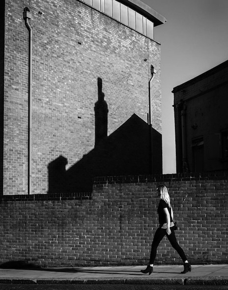 Rupert Vandervell - Man on Earth serie - elevation